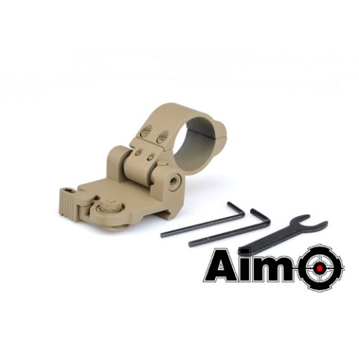 AIM Flip To Side QD Mount 30mm ( DE )
