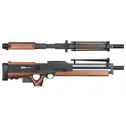 ARES WA2000 Sniper Spring Power X-Class - New Version ( Wood )