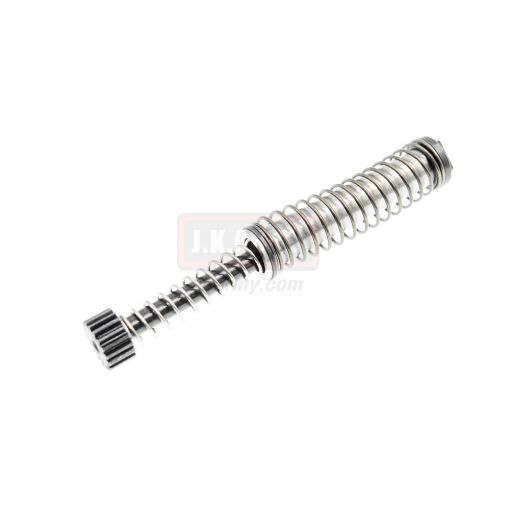 A&T Steel Recoil Spring Set for SIG AIR P320 M17 6mm GBB Pistol Airsoft
