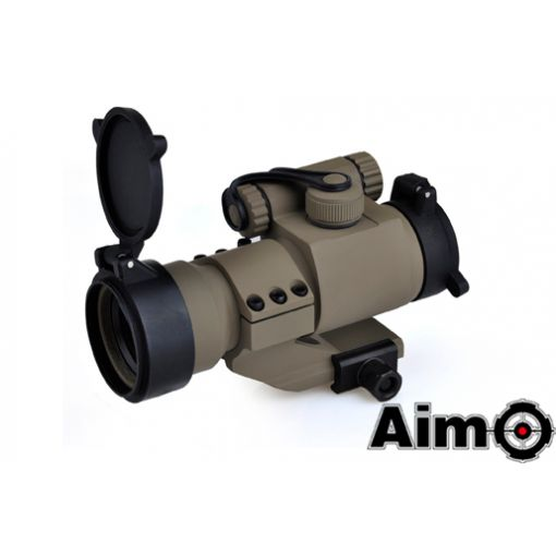 AIMO M2 Red Dot Sight with Mount ( DE )