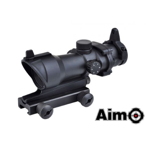 AIM-O ACOG 1x32 Red Dot ( BK )