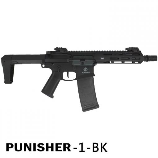Poseidon PUNISHER 1 AEG Rifle ( BK / TAN )