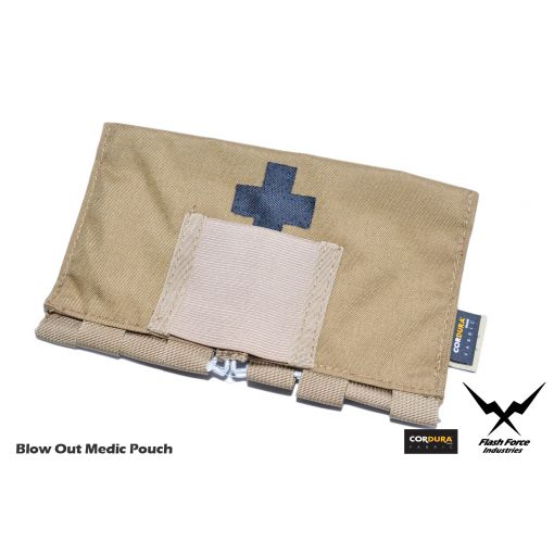 FFI Blow Out Medic Pouch ( CORDURA® 500D CB )