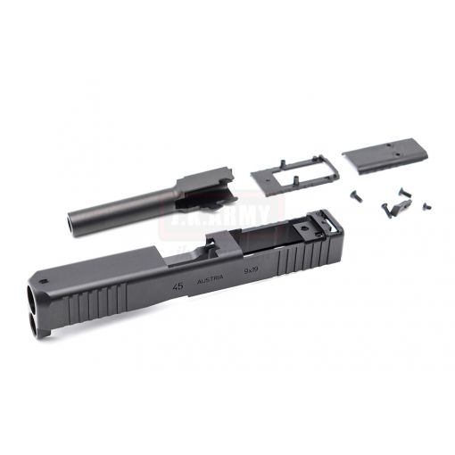 Bomber Aluminum 45 MOS Slide Kit for Umarex / VFC Glock 45 GBB Pistol Series ( Limited Edition )