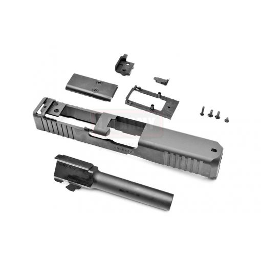 Bomber Full Steel 45 Gen5 MOS Slide Kit for Umarex / EF / VFC Glock 45 G45 Gen5 GBB Series Limited