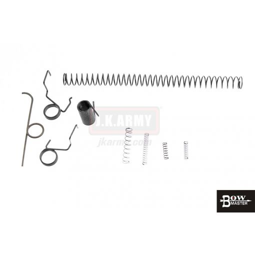 Bow Master 150% Spring Set For WE / VFC MP5 GBB