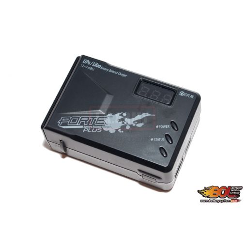 BOL PORTE Lithium Battery Balance Charger