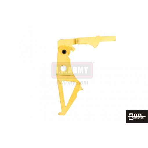 Bow Master S Style Tactical Trigger Gold For APS 870 ( M870 )