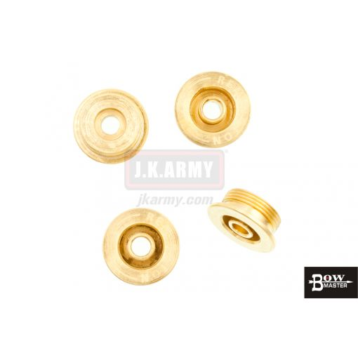Bow Master Steel Enhanced Shell Base Gold For APS 870 ( 4pcs ) ( M870 )
