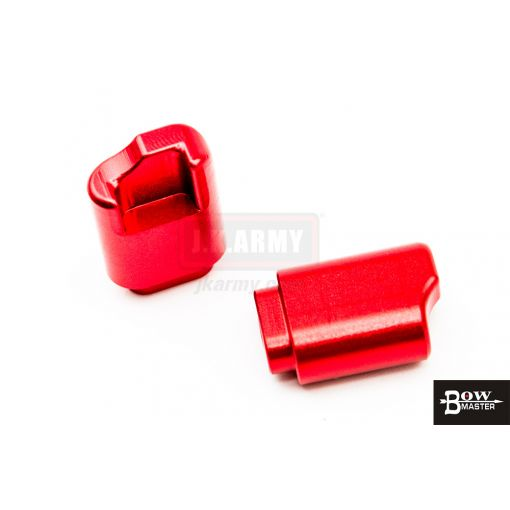 Bow Master CNC Ai Magazine Follower For VFC MP5 GBB ( Bolt Lock Version ) ( Red  )