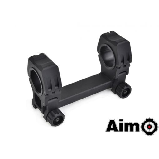 AIMO M10 QD-L 1 Inch to 30mm Ring with Leveler ( BK )