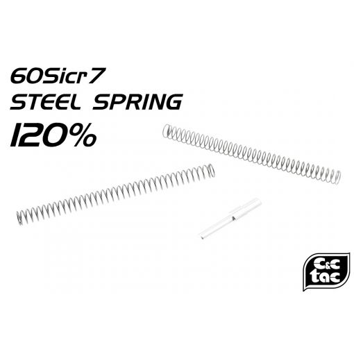 C&C 120% Steel Loading Nozzle Spring Guide Set For G Model / G Series 18C