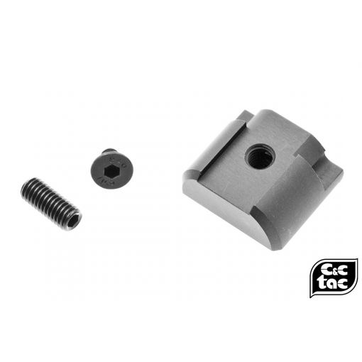 C&C BKL Style CNC Aluminum Magwell Adapter Repair Kit ( Black )