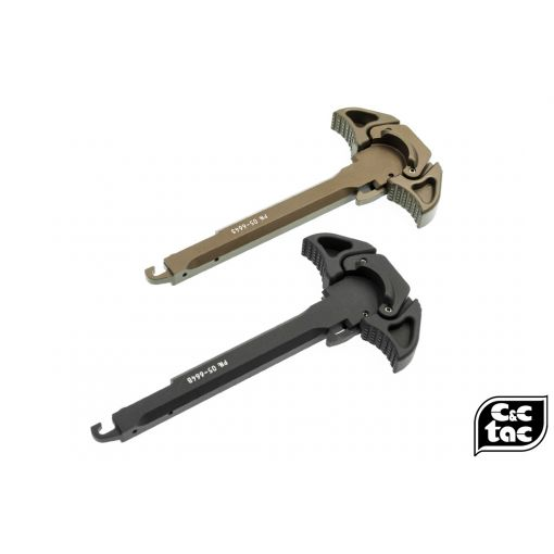 C&C MK16 URG-I ACH Style Airsoft Charging Handle for AEG Spec. ( DDC / BK )