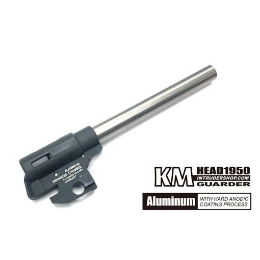 Guarder KM 6.01 inner Barrel with Chamber Set for TM HI-CAPA 5.1 GBBP