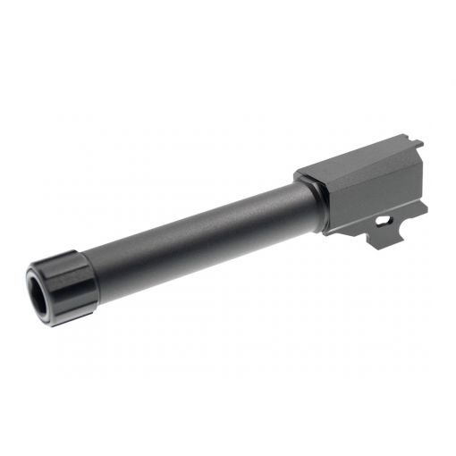 C&C Threaded Outer Barrel 14mm CCW for SIG/VFC M18 P320 GBBP ( Black ) ( 11mm CW / 14mm CCW )