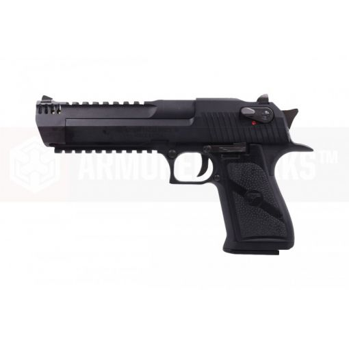 Cybergun WE Desert Eagle L6 .50AE GBB Pistol ( Black )