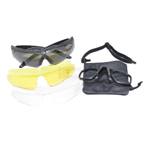 CROSS style Tactical Protection Glasses ( BK )