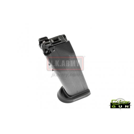 Cybergun Gas Magazine 22Rds for FNS-9 ( Black ) ( FNS9 )