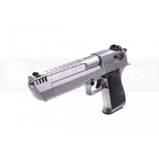 Cybergun WE Desert Eagle L6 .50AE GBB Pistol ( Silver )