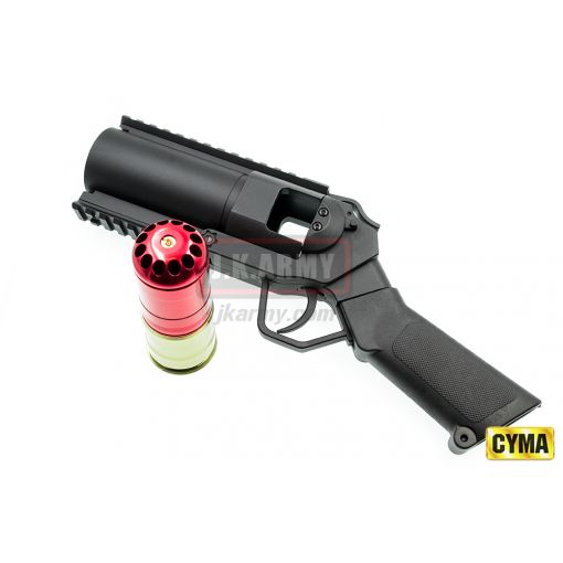 CYMA 40MM Pistol Grenade Launchers w/ 120Rds Cartridge ( Set A )