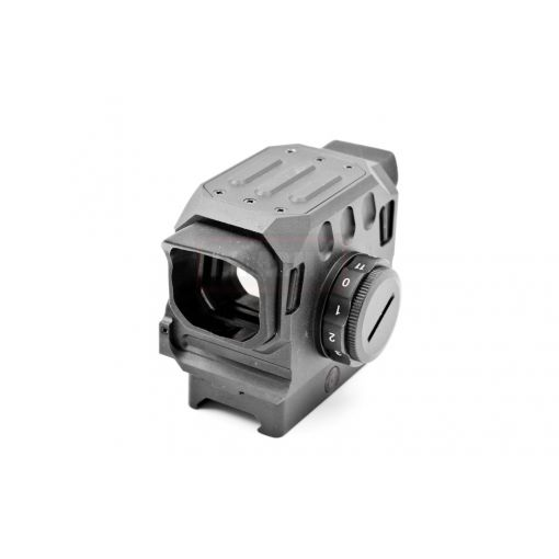 MF DI Style GE1 Airsoft Red Dot Sight ( Black )