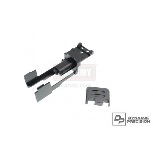 Dynamic Precision Enhanced Bolt For Umarex / VFC G17 with Back Plate ( Type A ) ( BBU )