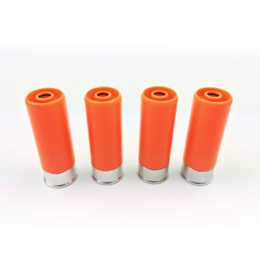 DOMINATOR™ 12 Gauge Gas Shotgun Shell Pack - Orange ( 4 Shells / Pack ) ( DM870 )