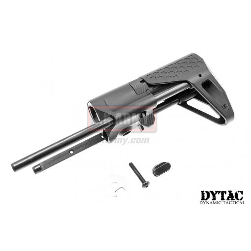 DYTAC EVO PDW Stock for AEG ( Cerakote Black )