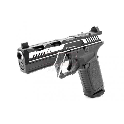 EMG Strike Industries SI-ARK-17 GBB Pistol ( 2-Tone Black )