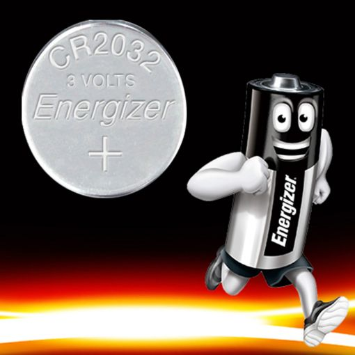 Energizer Lithium Coin CR2032 3V Battery 1pc ( 勁量電池 )