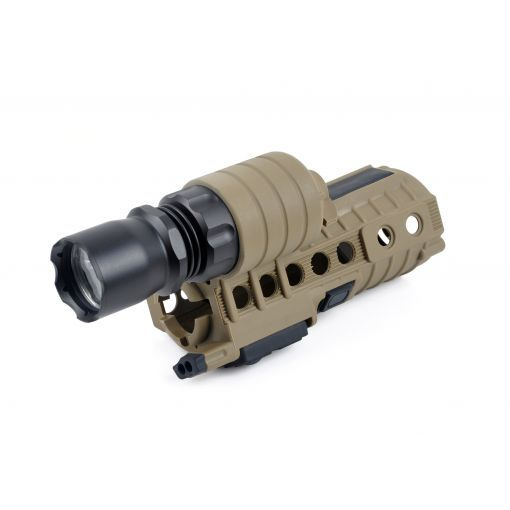 Element M500A CREE M4 Weapon Light ( Tan ) ( EX 203-DE)