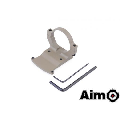 AIMO RMR Red Dot Sight Mount for ACOG Scope ( DE )