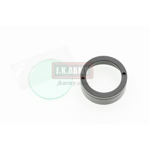 FCC CNC Machined Lens Protector for T1 MicroDot Aiming Devices