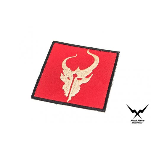 DEVGRU DEMON HUNTER Patch (  Red x Copper ) ( Free Shipping )