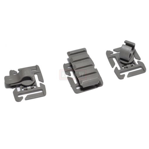 FMA 3 Type For 25mm MOLLE Webbing ( FG )