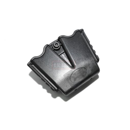 FMA Magazine Pouch for XDM ( Belt Type ) ( BK )