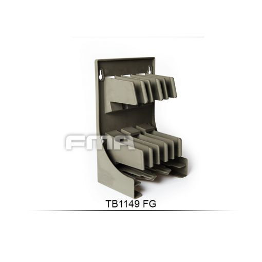FMA Plastic Airsoft Magazine Holder & Storage ( FG )