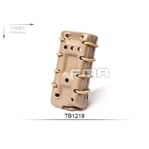 FMA SCOR Pistol Mag Carrier Single Stack 45ACP ( Standard )
