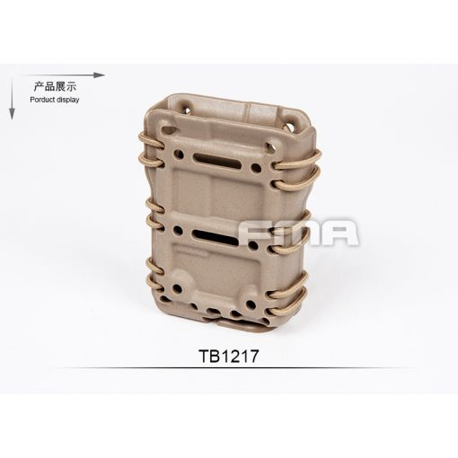 FMA SCOR Rifle MAG Carrier 5.56 / M4 Type ( Standard )