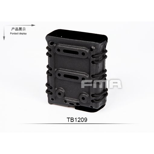 FMA SCOR Rifle MAG Carrier w/ Flocking 7.62 Type ( Standard )