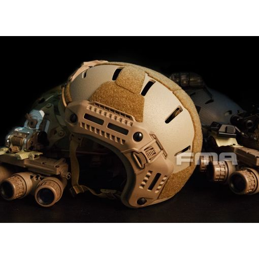 FMA MT Style Airsoft ABS Helmet-V