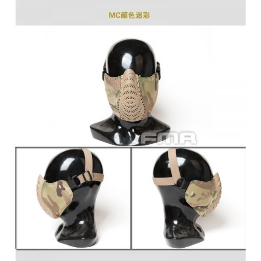 FMA Half Face Mask MC