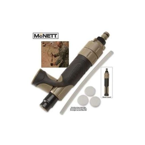 Frontier Pro™ Ultralight - Multi-use Water Filter - Military Version