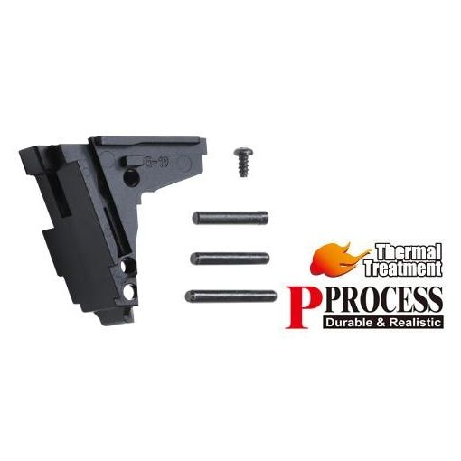 Guarder Steel Rear Chassis for TM Model 19