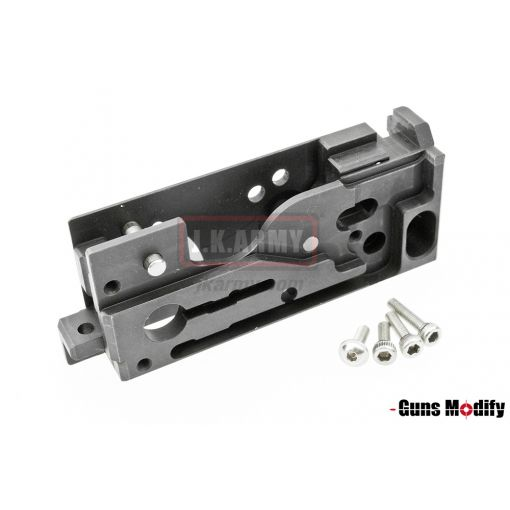Guns Modify Steel CNC Trigger Box For TM MWS M4