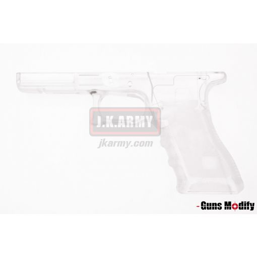 Guns Modify Polymer Gen3 RTF Frame for TM G Model with S Style CNC ( Transparent ) ( G Series )