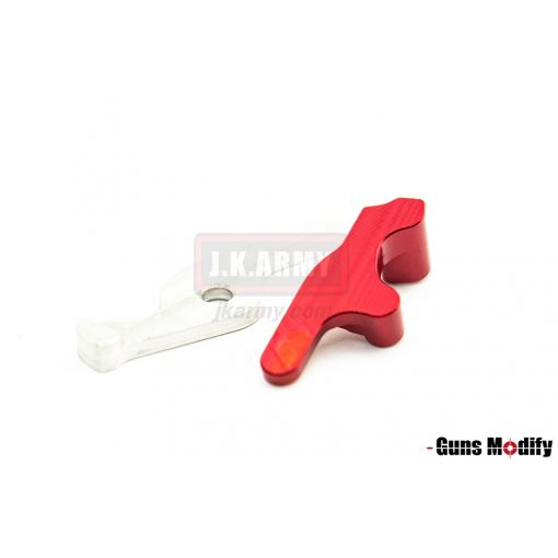 Guns Modify Magazine Bolt Stop Level for MWS M4 ( A/B Aluminum CNC )