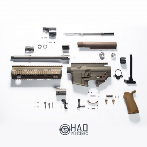 HAO 416A5 Conversion Kit for Marui MWS GBBR