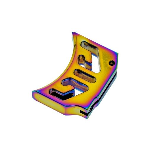 COW Aluminum Trigger T1 Rainbow for TM Hi-Capa